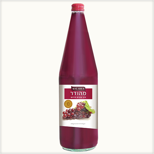 GRAPE JUICE  Mehudar